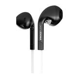 iFrogz InTone schwarz In-Ear Kopfhörer mit Mikrofon