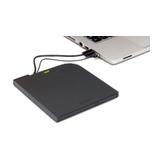 BUFFALO MediaStation Mobiler DVD-Brenner USB 2.0 extern Schwarz