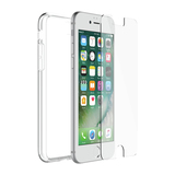 OtterBox Clearly Protected Skin für iPhone 7 inkl. Alpha Glass TPU transparent