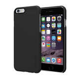 Incipio Feather Case für iPhone 6/6s Polycarbonat schwarz