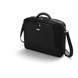"Dicota Multi Compact Clamshell Case für 39,6cm (15,6"") Notebooks Polyester schwarz"