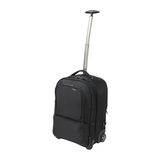 "Dicota Backpack Roller Pro 43,9cm (17,3"") Notebooks Polyester schwarz"