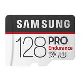 Samsung PRO Endurance MB-MJ128GA Flash-Speicherkarte microSDXC-an-SD-Adapter inbegriffen 128 GB MicroSDXC