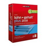 Lexware lohn+gehalt plus 2018 (365-Tage) 1 User CD Deutsch Win