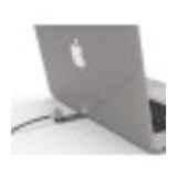compulocks The BLADE Universal T-Bar Secuiry Cable Keyed Lock für Macbooks, Tablets und Ultrabooks