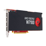 HP AMD FirePro W7100 8 GB PCIe