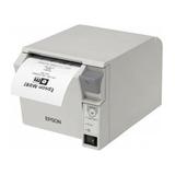 Epson TM-T70II, USB, RS232, hellgrau