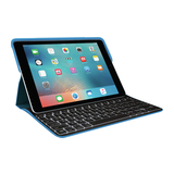 Logitech Create Keyboard Case für iPad Pro 9,7'' cyan blau deutsch