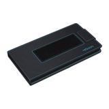 reboon boonflip Tasche für Smartphones z.B.  iPhone SE, Sony Z5 compact Größe XS3 schwarz