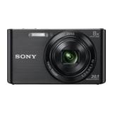 Sony Cyber-shot DSC-W830 Digitalkamera Schwarz 20,1MPixel