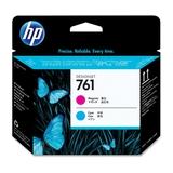 HP Druckkopf Nr. 761 cyan, magenta
