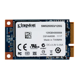 Kingston SSDNow mS200 SSD 120 GB mSATA intern