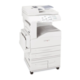 Lexmark X854e A3 All-in-One Drucker/Kopierer/Scanner/Fax Laserdruck USB parallel Ethernet 10/100-TX 256MB int. Speicher Win/Mac