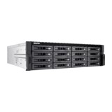 QNAP TVS-EC1680U-SAS-RP-8GE-R2 E3-1246V3 8 GB 3U 16 Bay 4xGBE