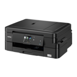 Brother DCP-J785DW A4 All-in-One Drucker/Kopierer/Scanner Tintenstrahldruck