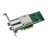 Intel X520-SR2 Adapter 2x 10GBase-SR PCIe x8 Low Profile