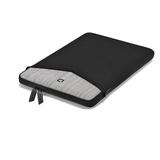 Dicota Code Sleeve für 27,9cm (11'') Notebooks Neopren schwarz/grau