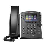 Polycom VVX 400 VoIP-Telefon SIP, POE 12-line