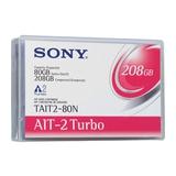 Sony AIT-2 Turbo Cartridge, 186 m, 80 GB / 208 GB, ohne Memory in Cassette