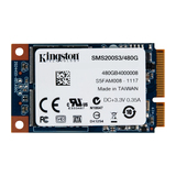 Kingston SSDNow mS200 SSD 480 GB mSATA intern