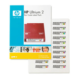 HP LTO Ultrium 2 Bar Code Label Pack 100 Blatt