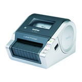 Brother P-touch QL-1060N Thermodirektdrucker 110mm/s 300dpi USB/seriell Einzel- und Endlos-Etiketten Win/Mac