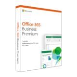 Microsoft Office 365 Business Premium 1 PC/Mac 1 Jahr Abonnement Lizenz Deutsch