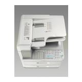 Canon i-SENSYS FAX-L3000 Fax mit Kopierfunktion 33,6Kbps Laserdruck 512 Seiten Speicher 600x600dpi Kopieren: 22ppm 500 Blatt Papierzufuhr USB2.0 LAN