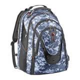 """Wenger Ibex Marine Pixel Backpack für 43,9cm (17,3"""") Notebooks schwarz/blau"""