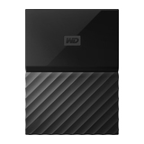 "Western Digital My Passport Portable HDD 4000 GB USB 3.0 extern 6,4 cm (2,5"")"
