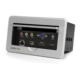 StarTech Konferenztisch Anschlussfeld mit VGA / HDMI / USB / Audio