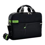 """Leitz Complete Smart Traveller Umhängetasche für 39,6cm (15,6"""") Notebooks schwarz"""