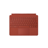 Microsoft Surface Go Signature Type Cover QWERTZ Poppy Red