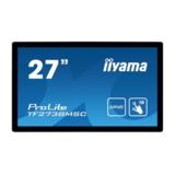 "Iiyama Prolite TF2738MSC-B1 Touch-Display 68,6 cm (27"") 1920 x 1080 Pixel 5 ms"