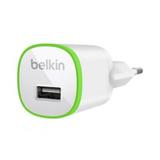 Belkin Netzladegerät weiß Universal + 1,2 m USB 2.0 Kabel A/B