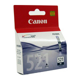Canon Tintenpatrone CLI-521 schwarz