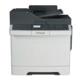 Lexmark CX310dn inkl. 4 Jahre Initial Garantie A4 Drucker/Scanner/Kopierer Farblaserdrucke