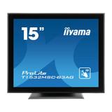 iiyama ProLite T1532MSC Touchscreen 38,1 cm (15'') 1024 x 768 Pixel 8 ms