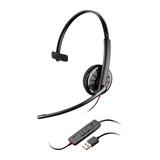 Plantronics Blackwire C310-M Headset halb offen monaural USB
