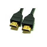 Roline Gold HDMI Kabel Stecker/Stecker Schwarz 5 m