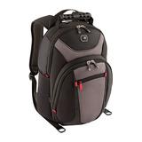 """Wenger Nanobyte Rucksack für MacBook Pro 13"""" mit Innentasche für iPad/Tablet Polyester schwarz"""