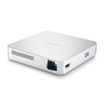 Aiptek MobileCinema i70 DLP/LED Beamer 854 x 480 WXGA 70 ANSI Lumen