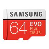 Samsung microSDXC EVO Plus (2017) 64GB UHS-I U3/Class 10