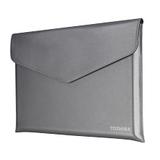ToToshiba Ultrabook Sleeve für 33,8cm (13,3'') Notebooks Kunstleder/Samt grau