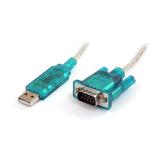 StarTech USB 2.0 auf Seriell Adapter Kabel 0,9 m