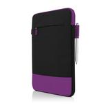 Incipio Asher vertikale Tasche für Microsoft Surface 3 schwarz/lila