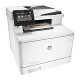 HP Color LaserJet Pro MFP M477fdn, All-in-One, Drucker/Kopierer/Scanner/Fax, Farblaserdruck