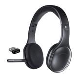 Logitech Wireless Headset H800 schwarz