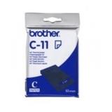 Brother C11 Thermopapier 50 Blatt 74 X 105mm für MW100