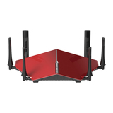 D-Link Wireless AC3200 ULTRA SmartBeam Gigabit Cloud Router 4ports Gigabit Ethernet 802.11a/b/g/n/ac